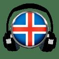 RÁS 1 Útvarp App Radio Iceland FM Free Online Icon