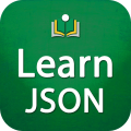 Learn Json Programming Icon