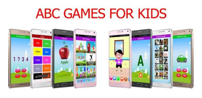 ABC Games for kids apk