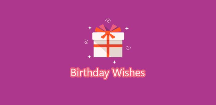 Happy Birthday Wishes & Quotes apk
