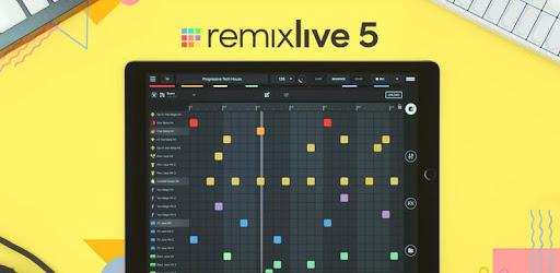 Remixlive - Make Music & Beats apk