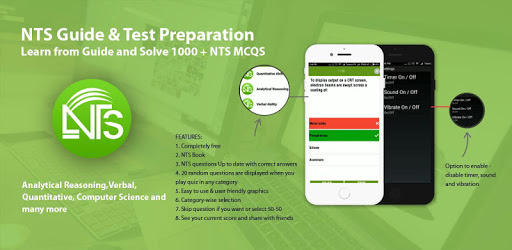 NTS Guide & Test Preparation apk
