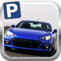 City Car Parking Simulator 3D Icon