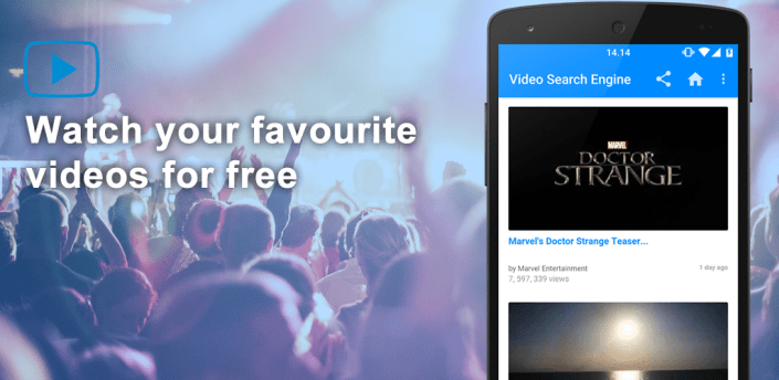 Video Search Engine apk