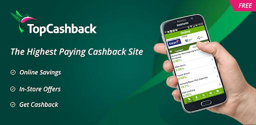 TopCashback India: Cashback & Offers apk