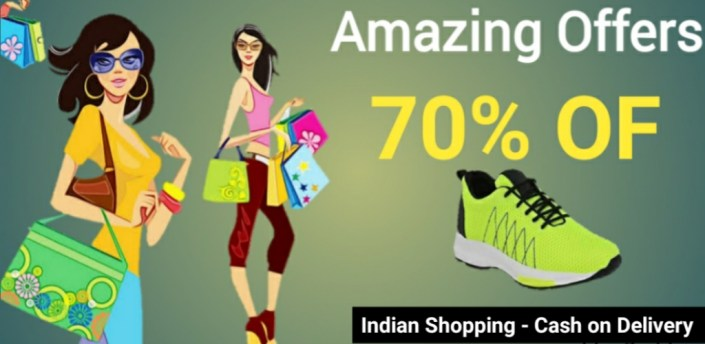 Indian Shopping - Cash on Delivery apk