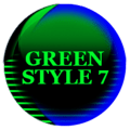 Green Icon Pack Style 7 ✨Free✨ Icon