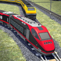 Train Racing - train games Icon