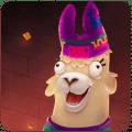 Adventure Llama Icon