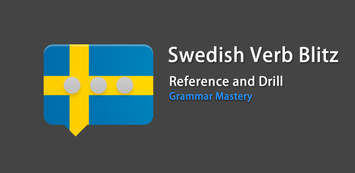 Swedish Verb Blitz Pro apk