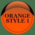 Orange Icon Pack Style 1 Free Icon