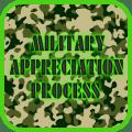 Military Appreciation Process Icon