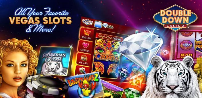 DoubleDown Casino Vegas Slots apk