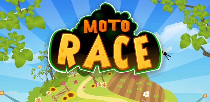 Moto Race -- physics motorcycle dirt racing game apk