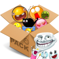 Emoticons pack, Memes Icon