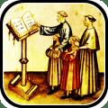 Gregorian Music Religious Medieval Catholic Icon