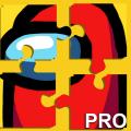 Among Us Jigsaw Puzzle Icon