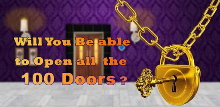 Can you escape the 100 room and doors apk