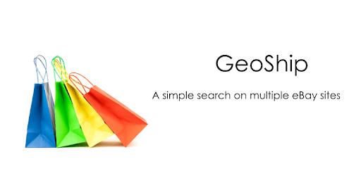 Geoship - Search for eBay apk
