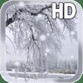 Snow Tree Live Wallpaper Icon