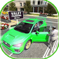Crazy Valet: Parking simulator Icon