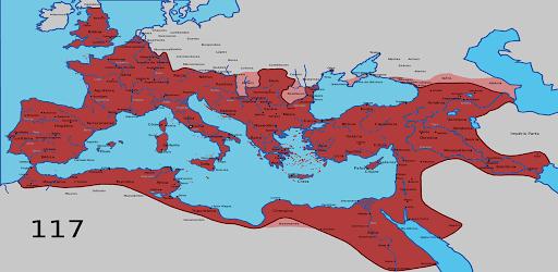 History of Roman Empire apk