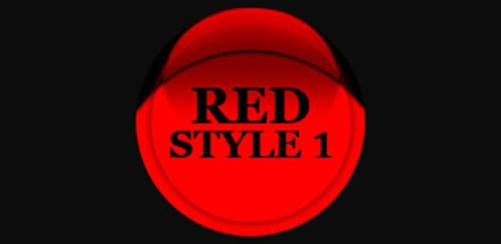 Red Icon Pack Style 1 ✨Free✨ apk