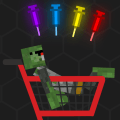 Stick Ragdoll Playground 2: Zombie Human Icon