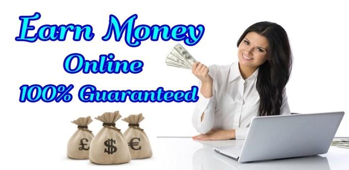 100 Ways Making Money Online From Home apk