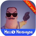 House  neighbor Alpha series Walktrough Icon