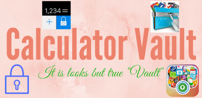 Calculator Vault Gallery Lock apk