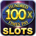 Slot Machine: One Hundred Times Pay Free Slots Icon