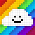 ARTNUM - Color by Number & Pixel Art Icon