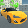 Fast Racing Game Icon