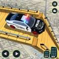 Real Police Ramp Games: Bike Stunt Car Stunt Games Icon