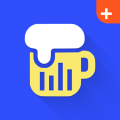 AlcoTrack+: BAC Calculator & Alcohol Tracker Icon