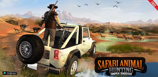 Wild Deer Hunting Games : Animal Shooting Games apk
