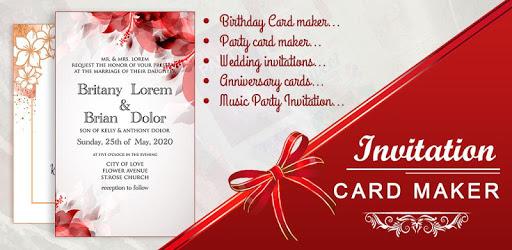 Digital Invitation Card Maker apk