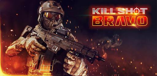 Kill Shot Bravo: Free 3D Shooting Sniper Game apk