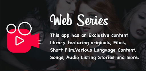 Free web series, Hot webseries, movies 2020 apk