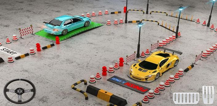 Real Car Parking Game: Crazy Car Driving Games apk