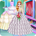 Bride Wedding Dresses Icon