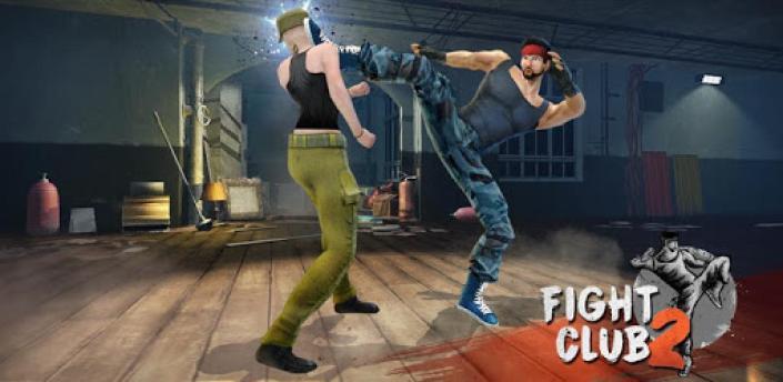 Fight Club Revolution Group 2 - Fighting Combat apk
