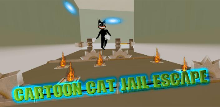 Cartoon Cat Escape Chapter 2 - Jail Break Story apk