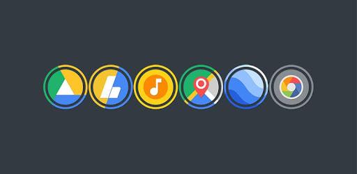 Pixel Ring - Icon Pack apk