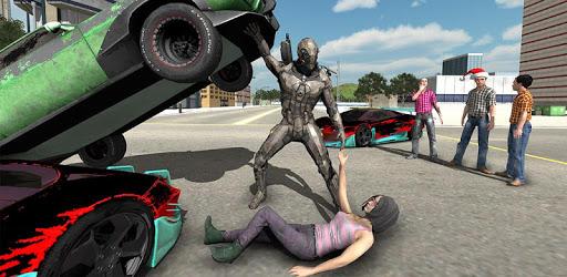 Flying Iron Spider Super Hero Game 2019 apk