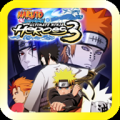 Naruto Shippuden - Ultimate Ninja Heroes 3 Icon