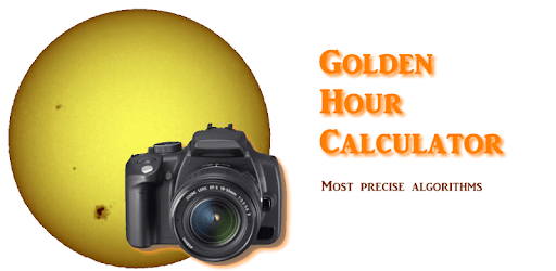 Golden Hour Calculator apk