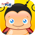 Bugs and Toddlers Games Full Icon