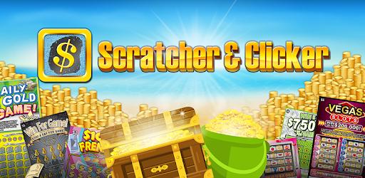 Scratch Card & Clicker apk